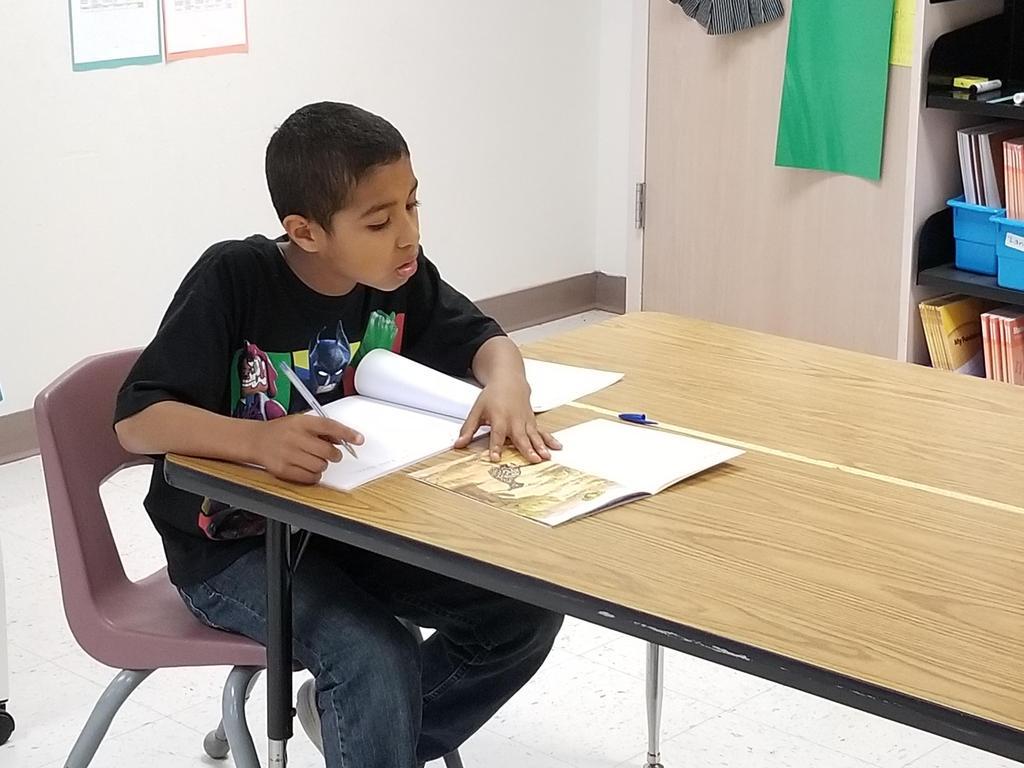 responding to their reading