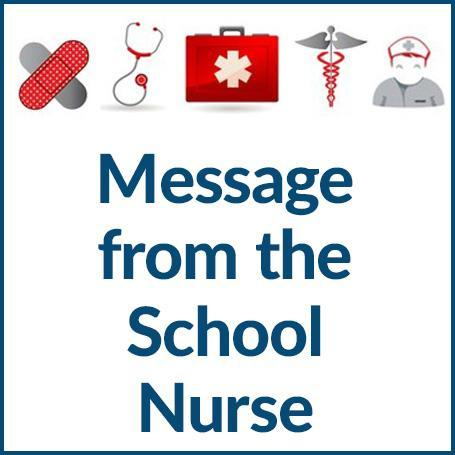 Important Reminders from the School Nurses Featured Photo