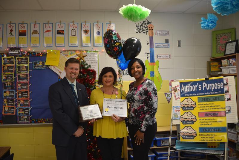 Mr. Kallhoff, Mrs. Speegle, Mrs. Jackson-Lewis