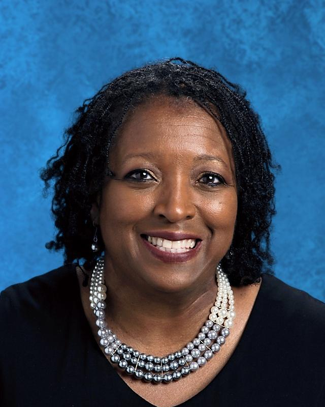 A photo of Principal Tammy Armant-Hill