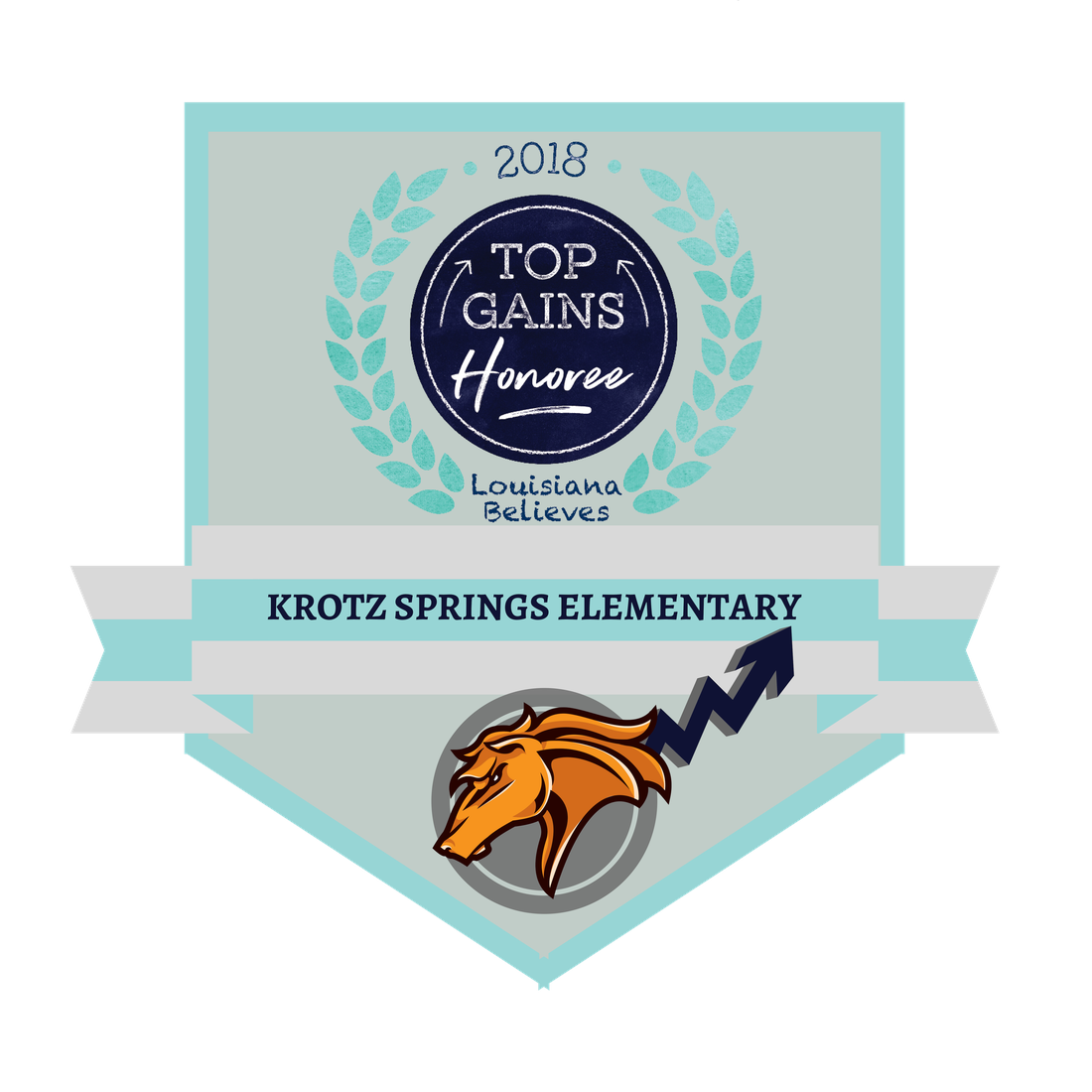 Top Gains Honoree Logo