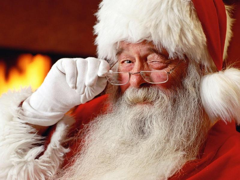 Virtual Chat With Santa! Featured Photo