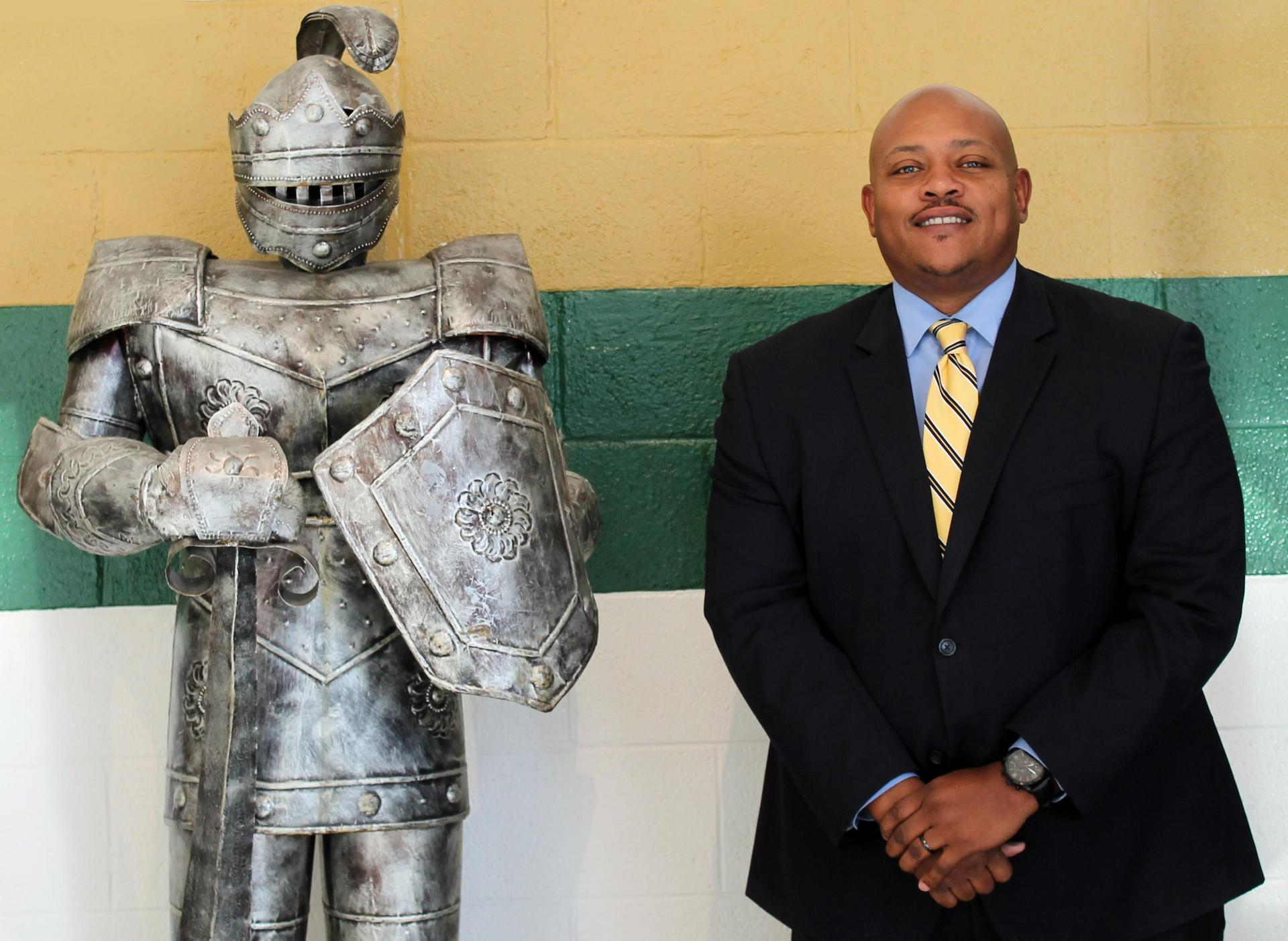 Principal Brian Hopkins