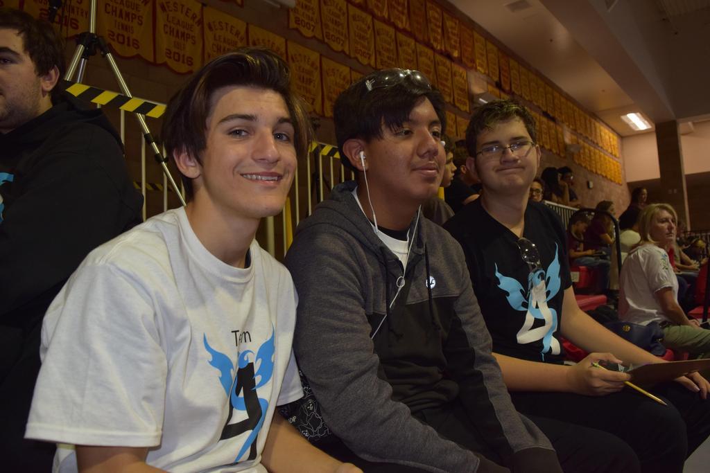 Ryan, Kelvin, James