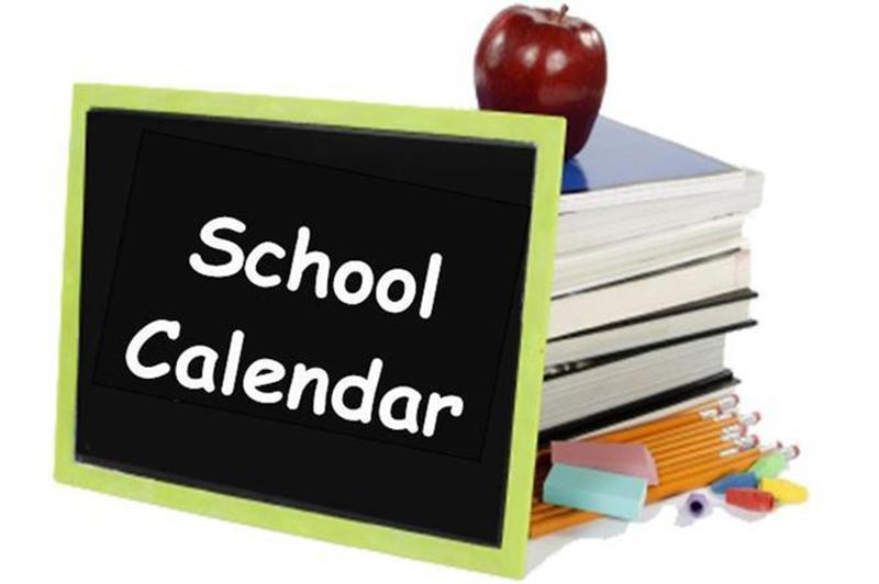 2021 - 2022 School Calendar Thumbnail Image