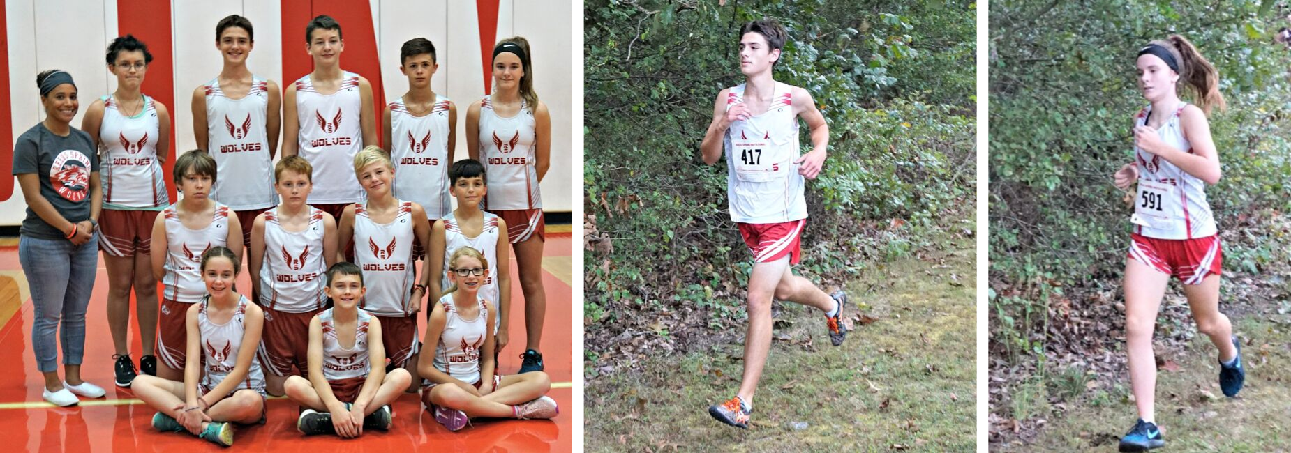 RSMS Cross Country
