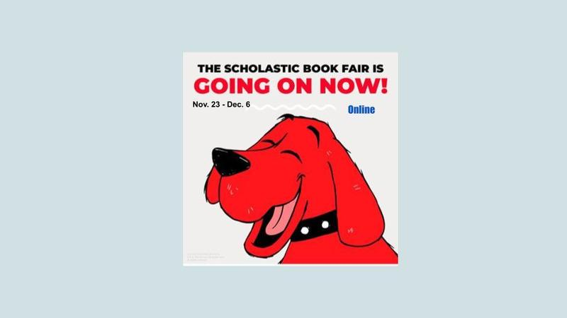 HURRY! THE BOOK FAIR ENDS - DEC 6 Featured Photo