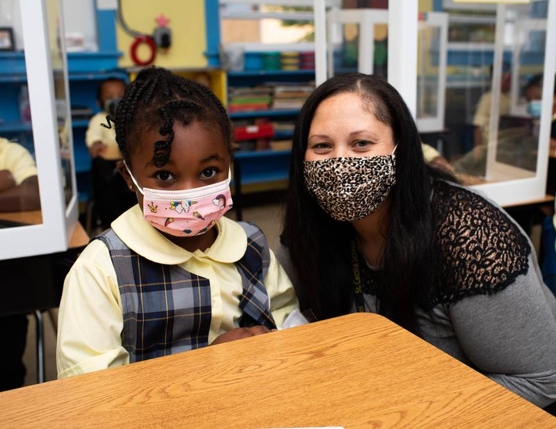 Simone Kindergarten Spotlight