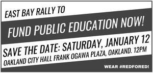 Rally to Fun Public Education
