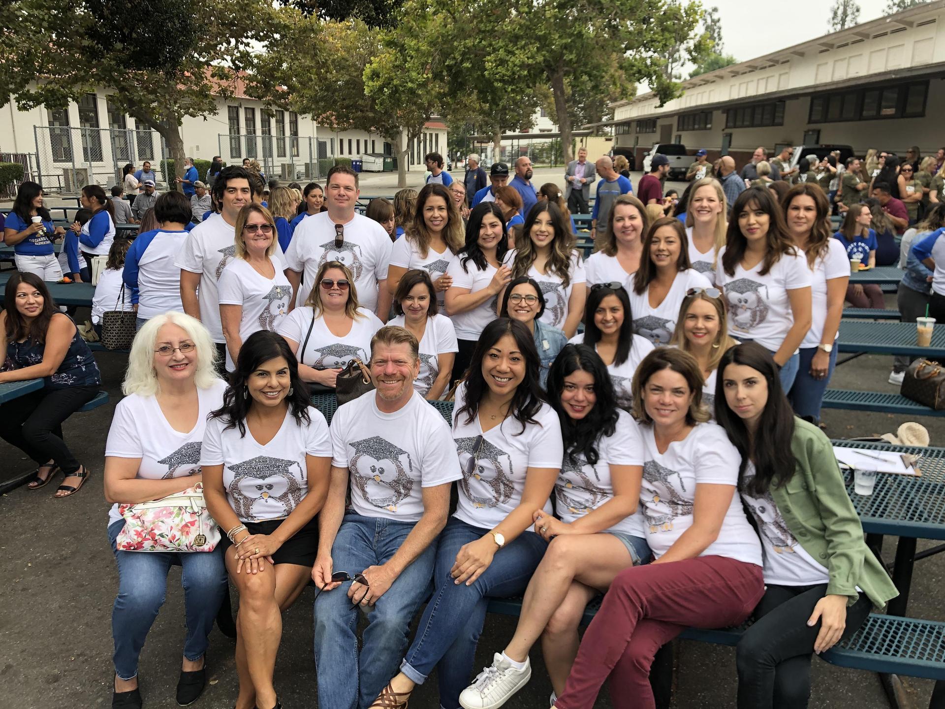 La Colima Teachers and Staff