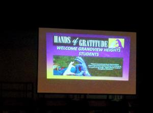 hands of gratitude assembly