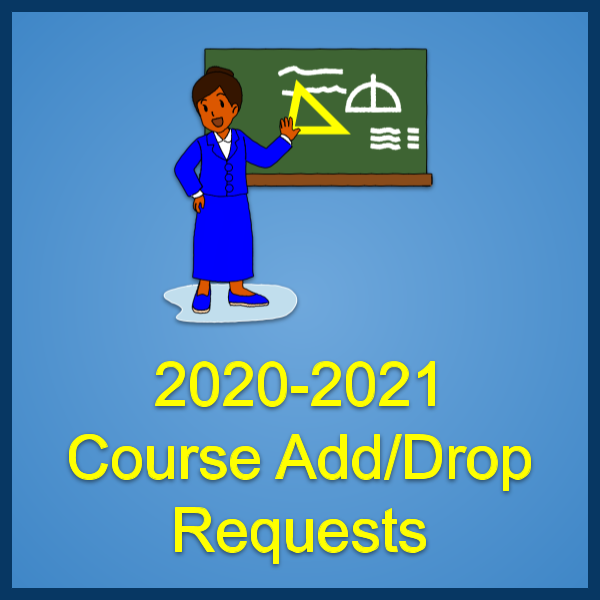 Course Add/Drop Requests Featured Photo