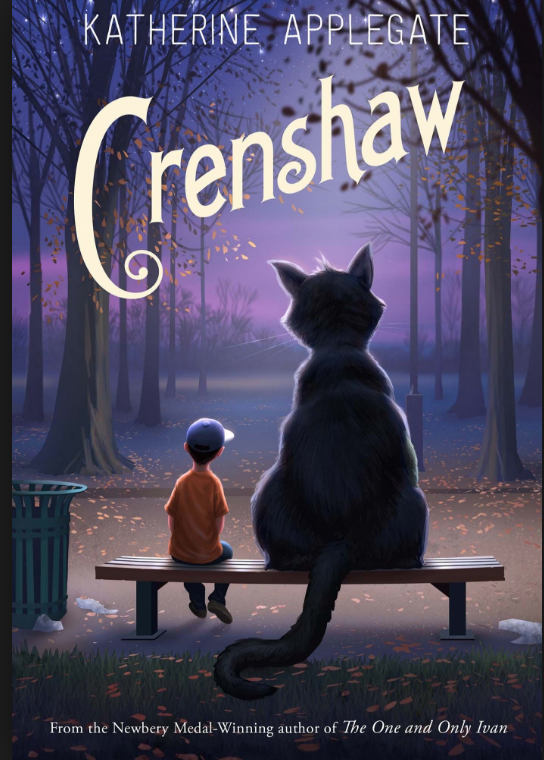 Book Cover Crenshaw