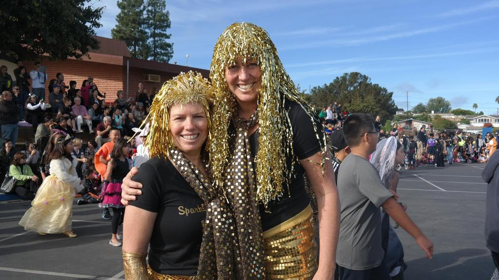 Principal and Office Manager - Halloween 2016
