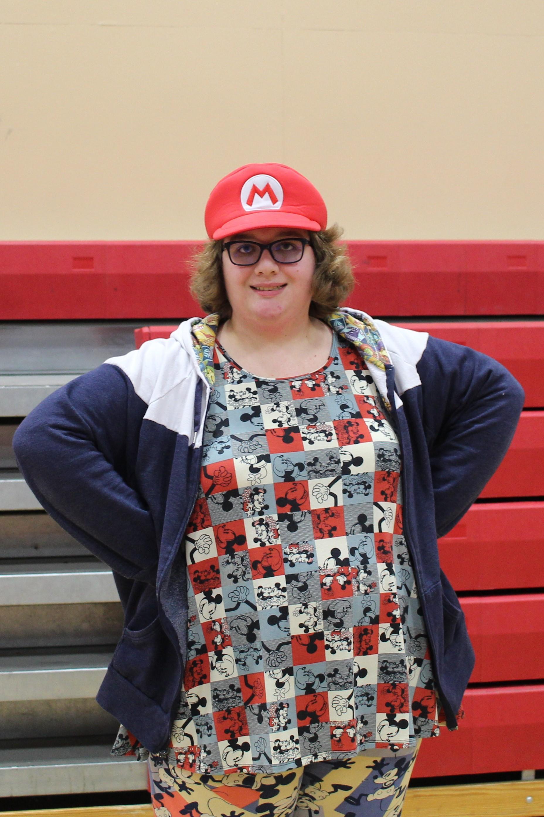 Paige Coelho as Mario