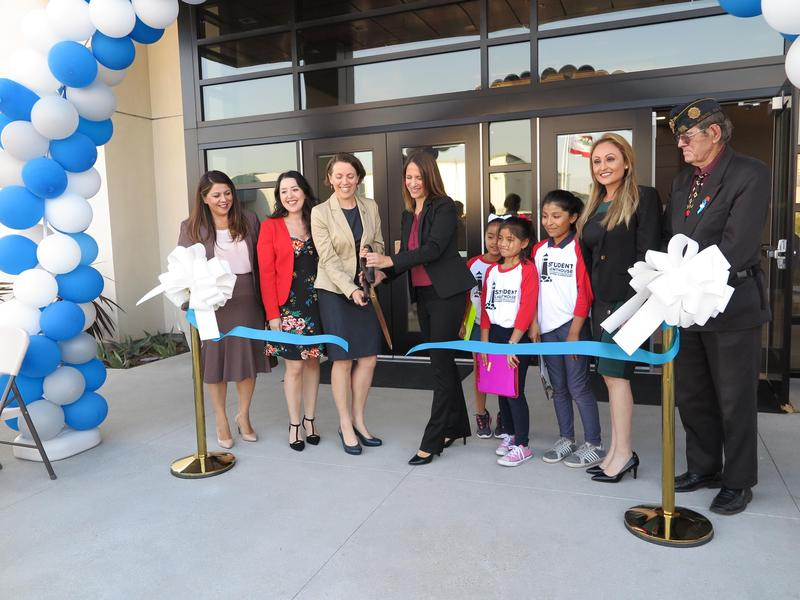 District Hosts Training Center Ribbon-cutting Featured Photo