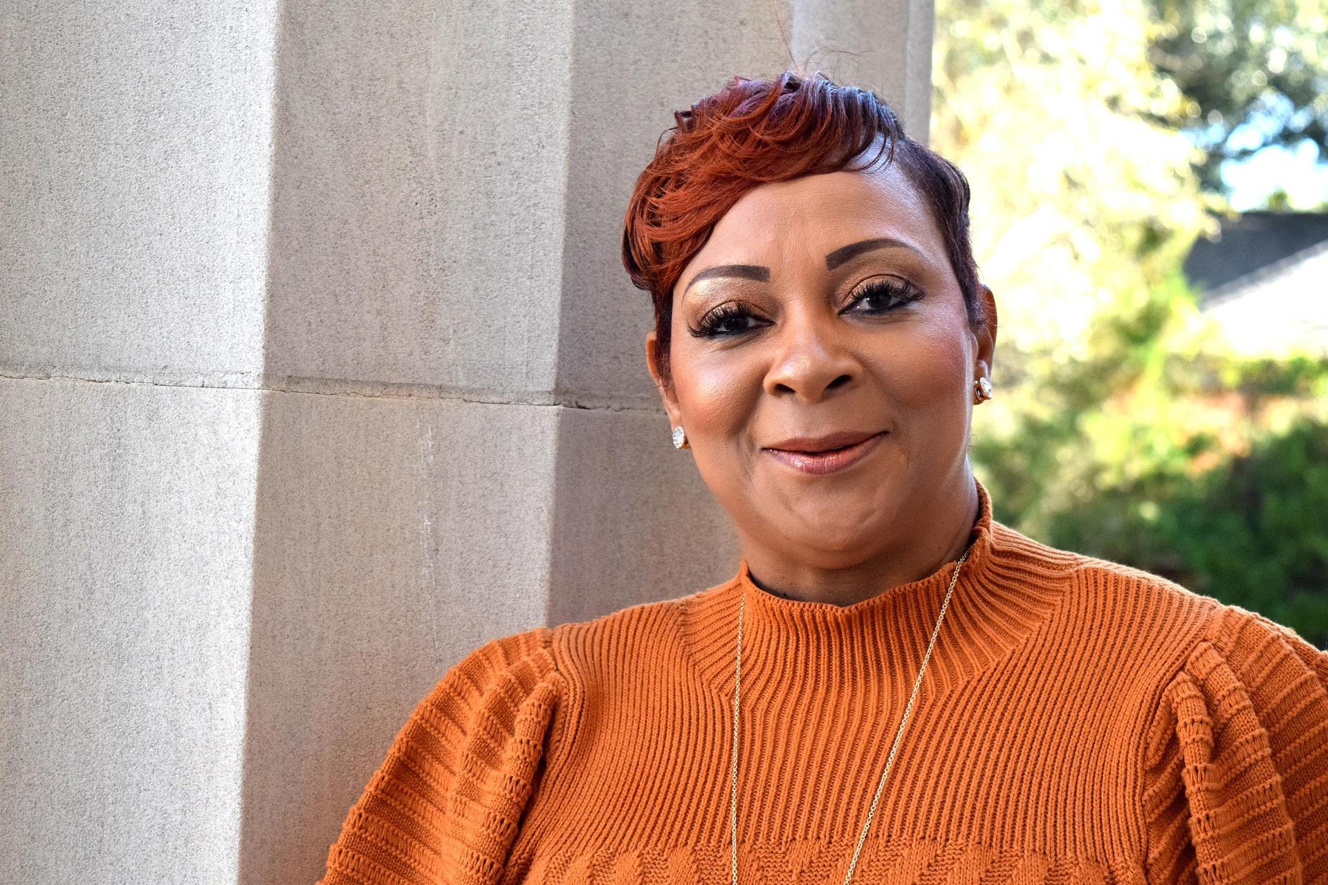 Althea Stewart Natchez High School 2020 Teacher of the Year