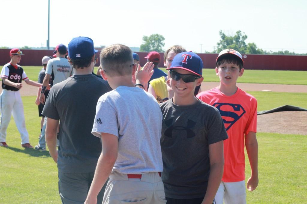 2016 Ram Baseball Camp