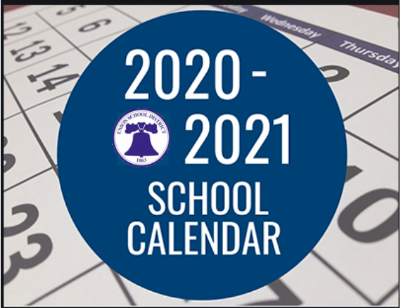 Union School District  Calendars for 2020-21 and 2021-22 Featured Photo