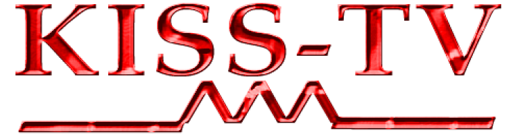 KISS-TV logo