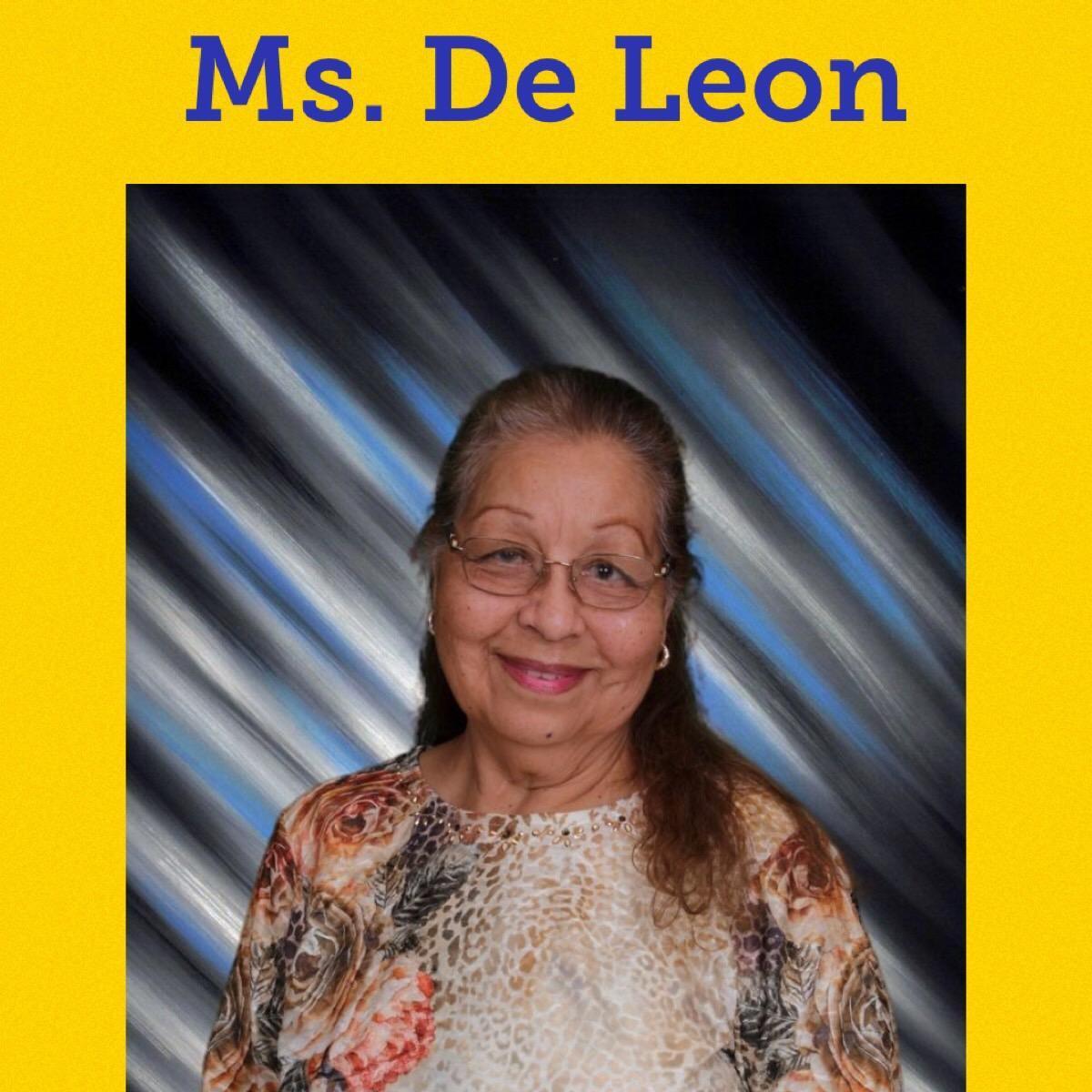 MARIA DE Leon's Profile Photo