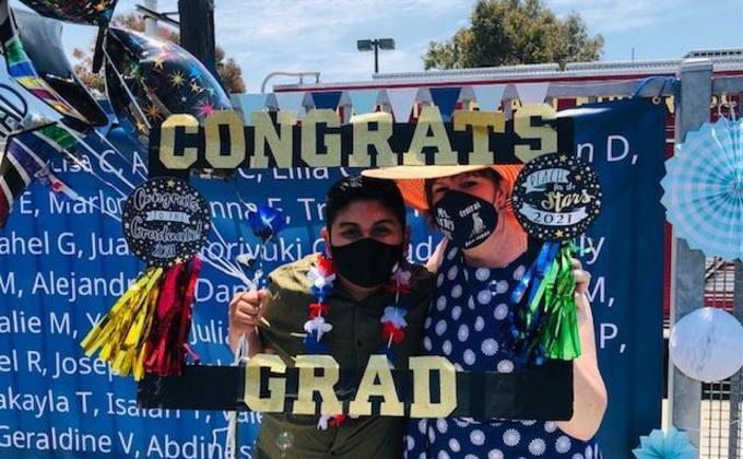 2021 6th Grade Promotion