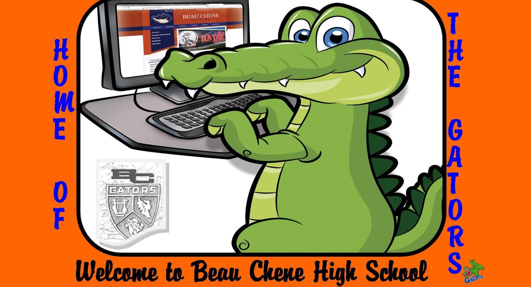 Welcome to Beau Chene High School welcome page