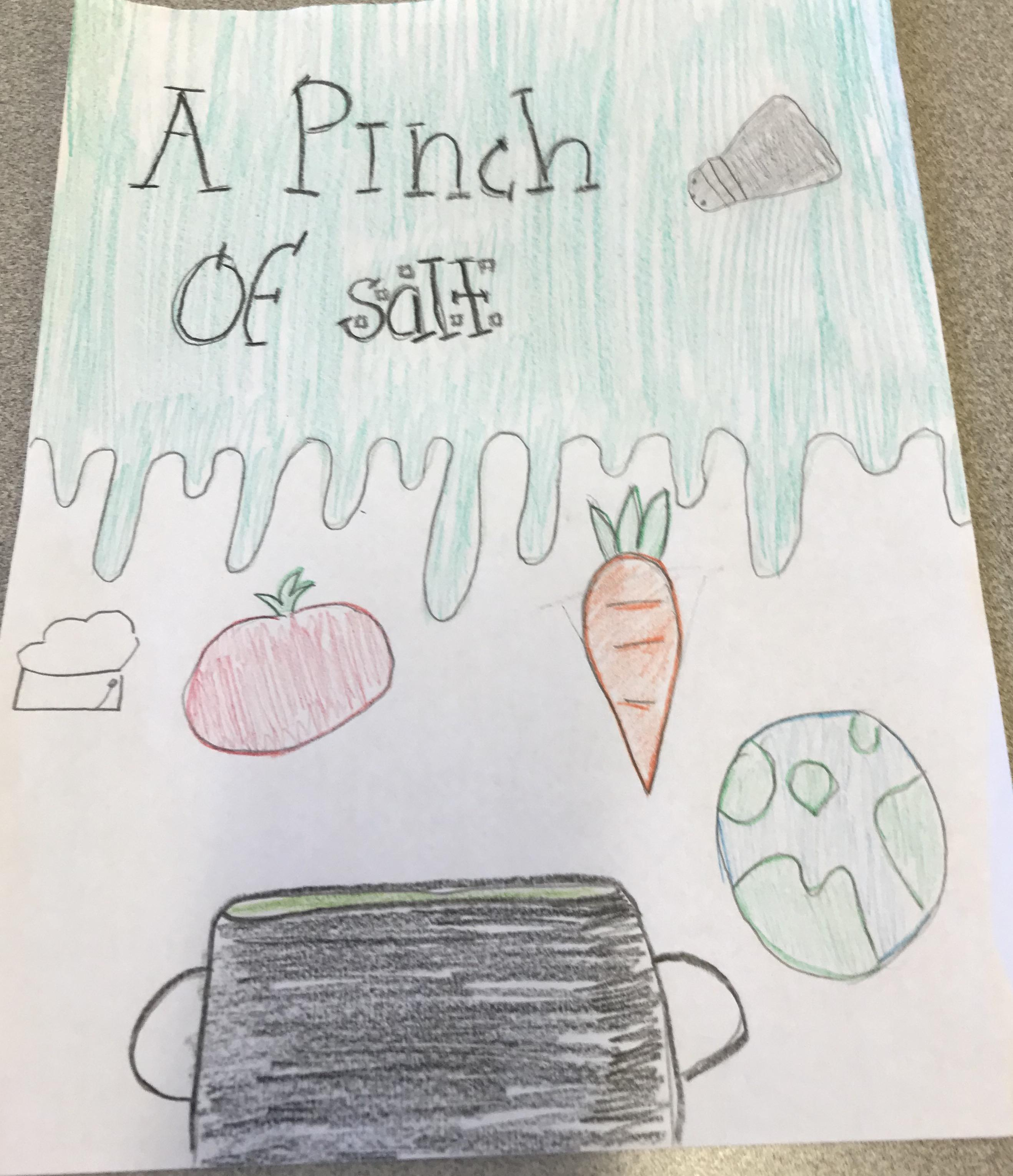 Cookbook cover contest entry