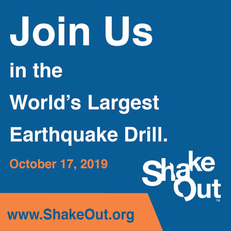 Earthquake Drill - Simulacro de Terremoto Thumbnail Image