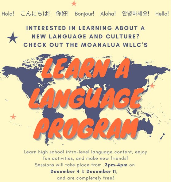 LEARN A LANGUAGE OPPORTUNITY Featured Photo