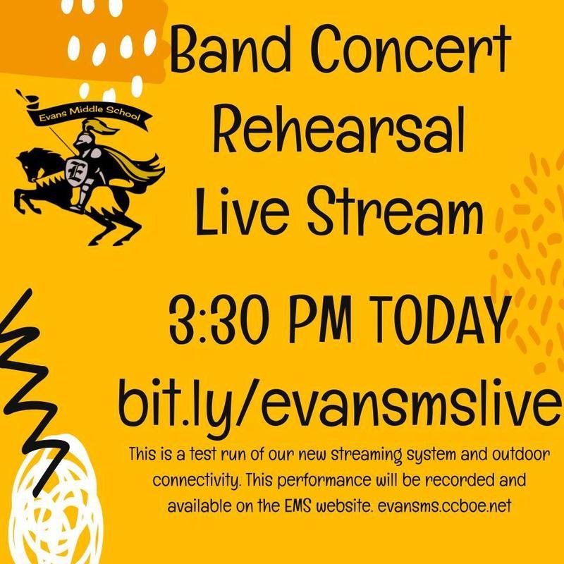 EMS Band Concert