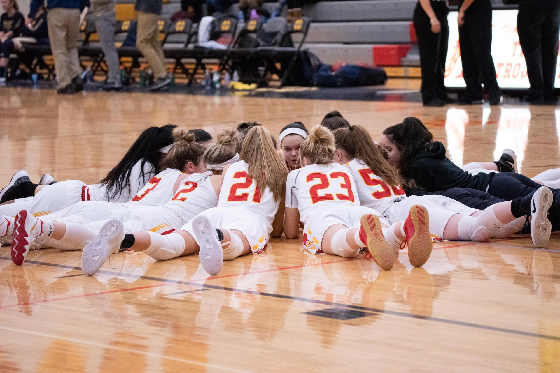 NC Girl' Basketball
