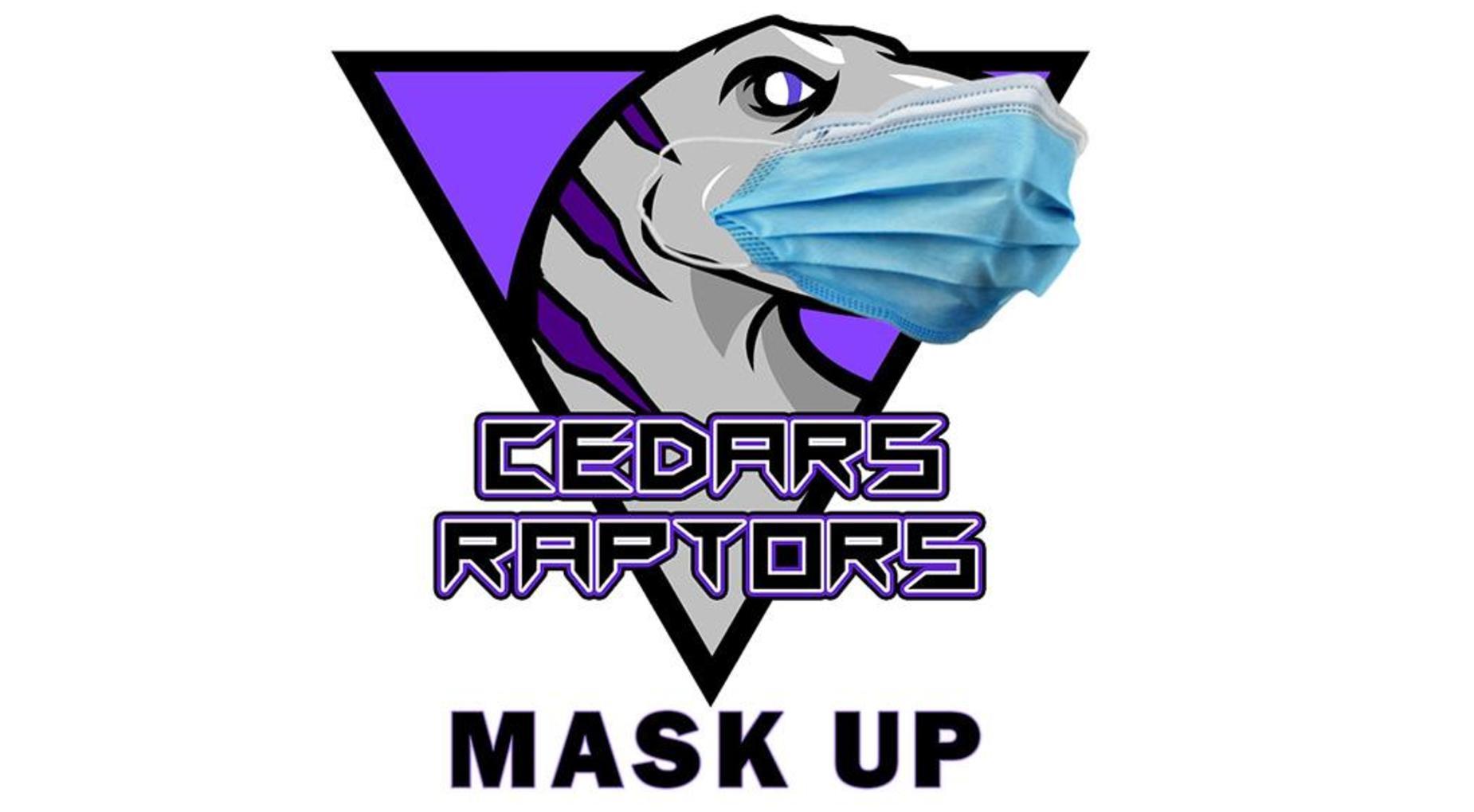 Mask Up Cedars