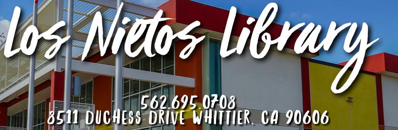 Los Nietos County Library Featured Photo