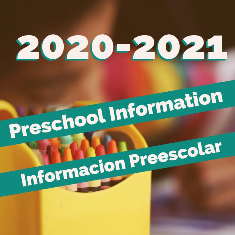 Preschool Info