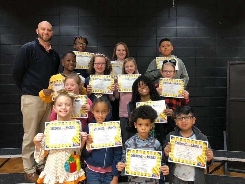 CGES November Students of the Month - Initiative Featured Photo