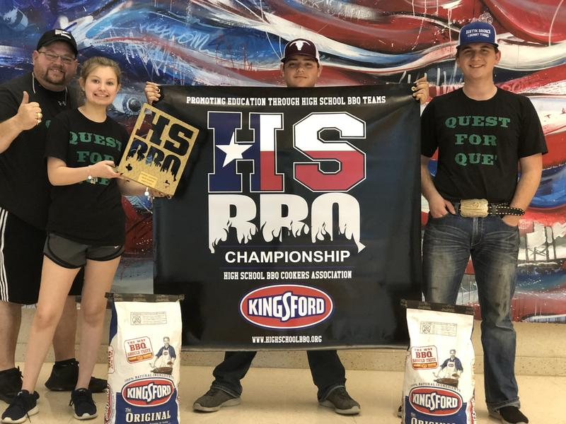 Quest for 'Que team wins Grand Champion at the Regional Qualifier at Mansfield, TX! Thumbnail Image