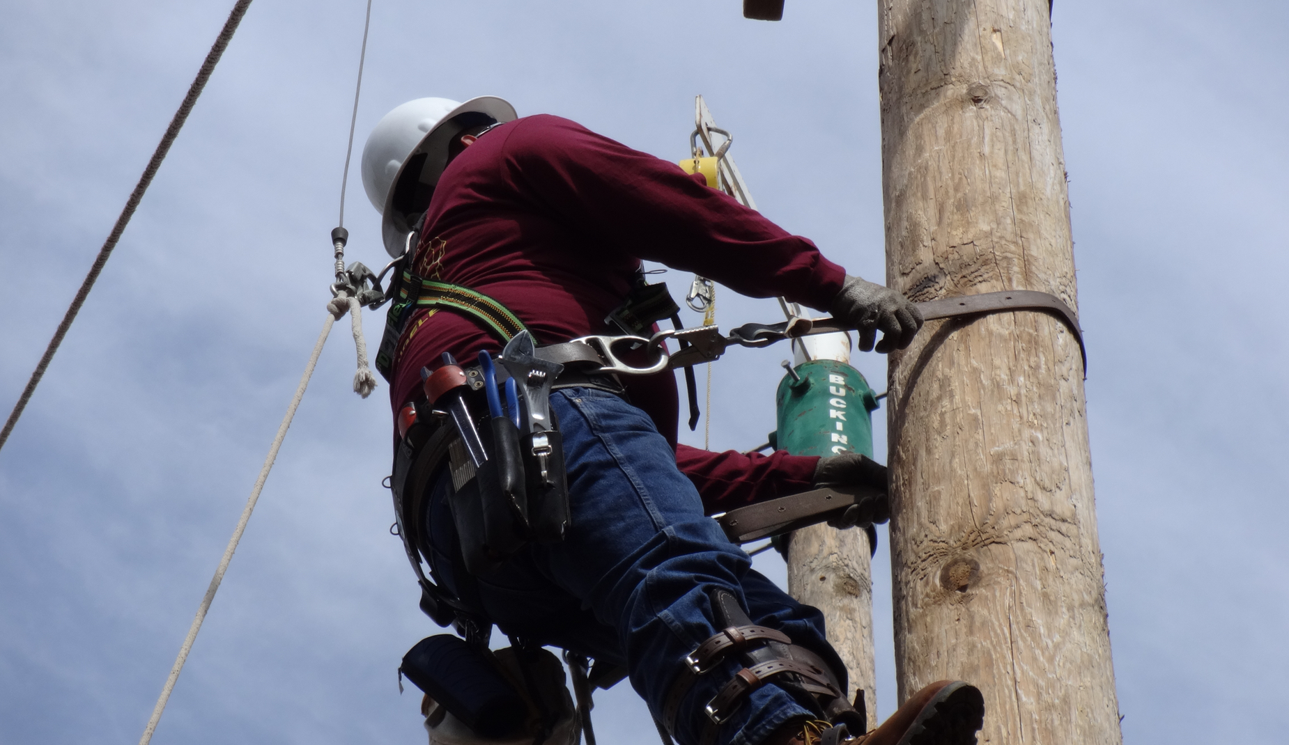 Powerline Systems | Career Technical Education (CTE)