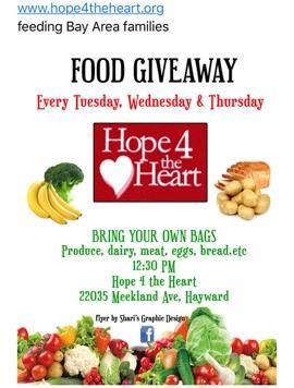 Food Give Away Featured Photo
