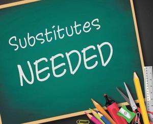 subs needed