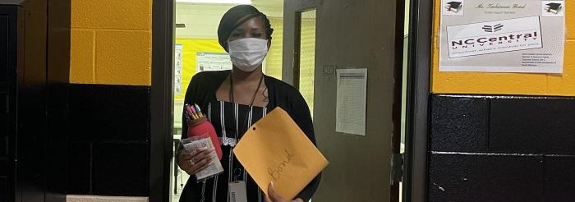Teacher Appreciation Daily Winner - Ms. Bond