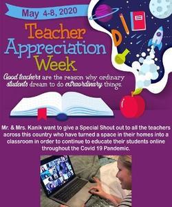 teachers appreciation week poster