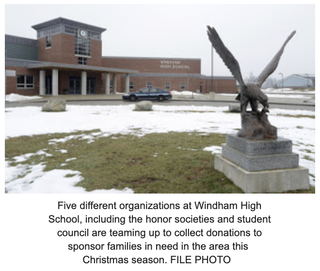 WHS Front
