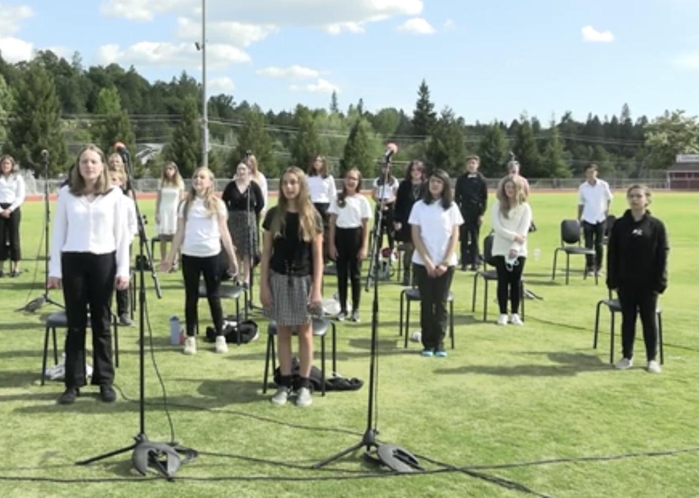 Bella Voce at 2021 River Song Concert