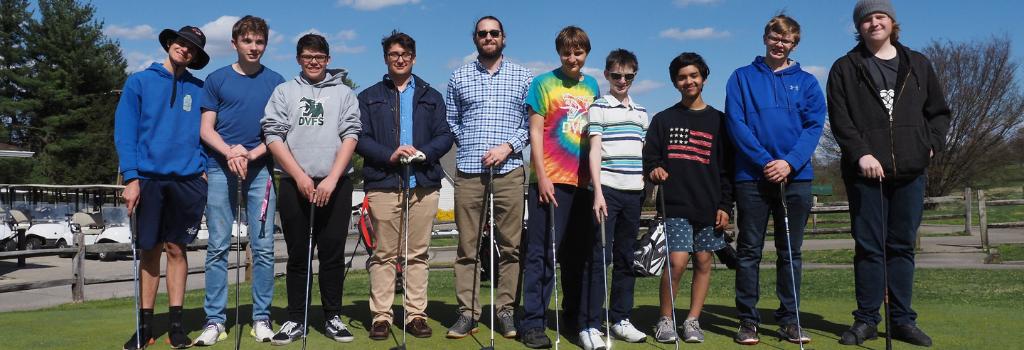 DVFriends Spring Golf Team 2019