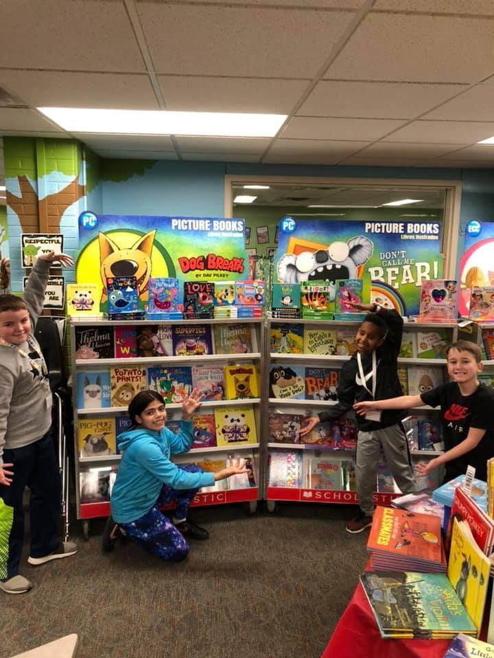 PTO Book Fair!