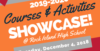 Rocky Courses and Activities Showcase