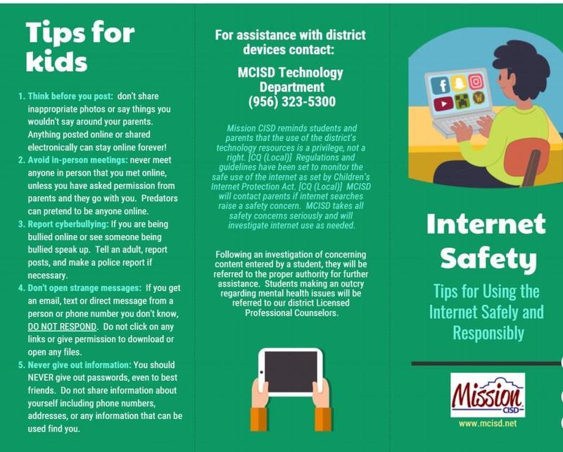 Internet Safety Featured Photo