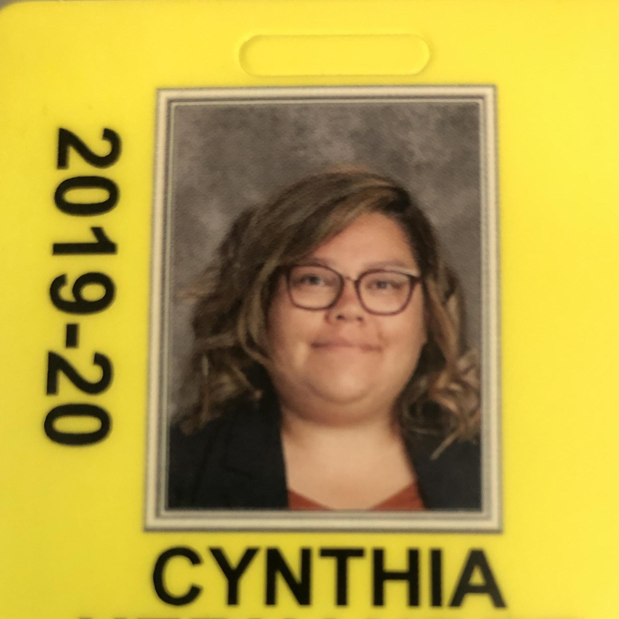 Ms. Cynthia's Profile Photo
