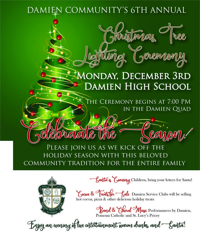 6th Annual Christmas Tree Lighting Ceremony Featured Photo